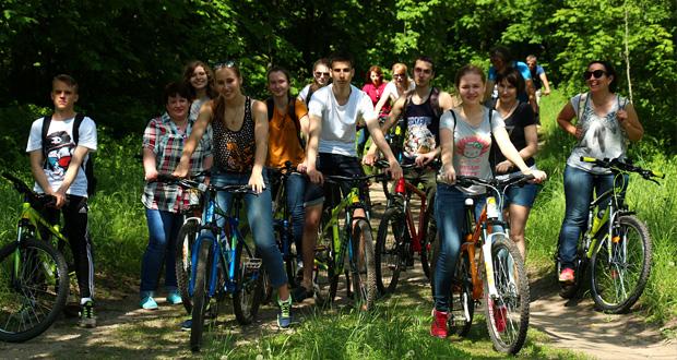 Велоэкскурсии по Кумыске